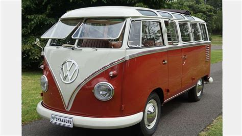 volkswagen kombi vw kombi sets world record at auction car news carsguide