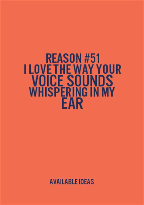 reasons   love  love quotes