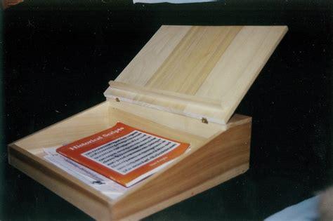wooden lap desk by jarm13 on deviantart