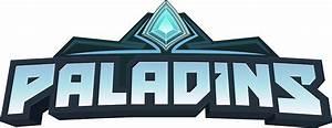 """Paladins Logo"" by Sartezz Redbubble"