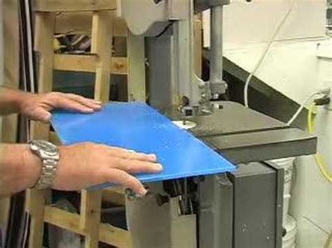 how to cut acrylic sheet with table saw how to cut plastic sheet youtube