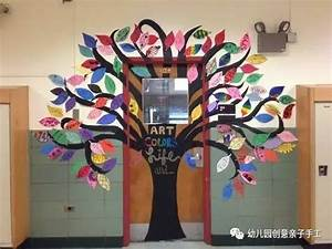 幼儿园植树节环创主题_画画大全