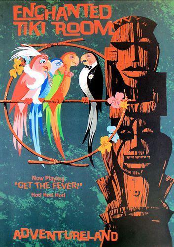 enchanted tiki room   fever disney wiki