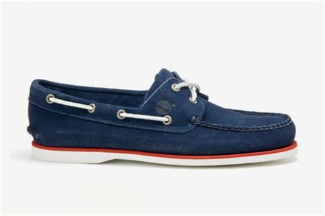 Timberland Handsewn Boat Shoes by Timberland For Saks Fifth Avenue Handsewn Boat Shoe