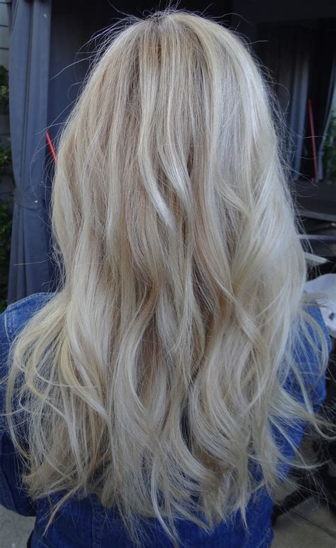 Blondish Hair Color by All American Neil George