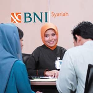 lowongan kerja bni syariah  dunia info  tips