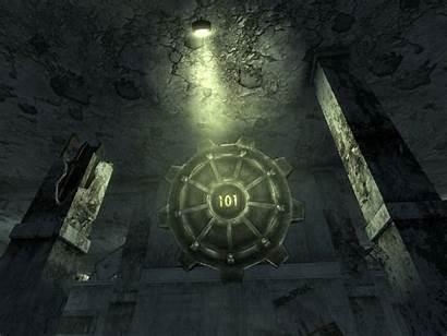 Fallout 101 Vault Tec Door Hq Headquarters