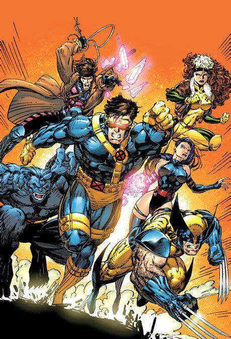 Pin by Jimmy Kim on Comixz | Jim lee, Comics, Marvel ...