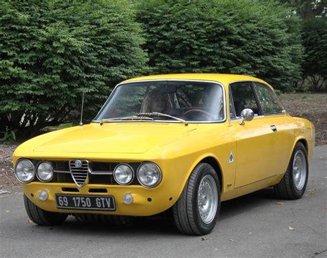 Vintage Alfa Romeo by Alfa Romeo Vintage Cars 1969 Alfa Romeo 1750 Gtv Classic