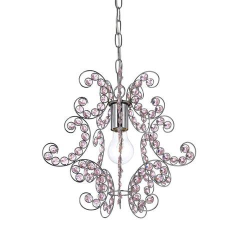 mini pink chandelier tadpoles 3 light pink sapphire mini chandelier cchapl004