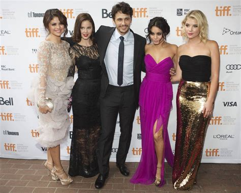 Spring Breakers premiere at the TIFF + Candids ...