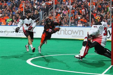 nll franchises announce  rosters  surprise cuts