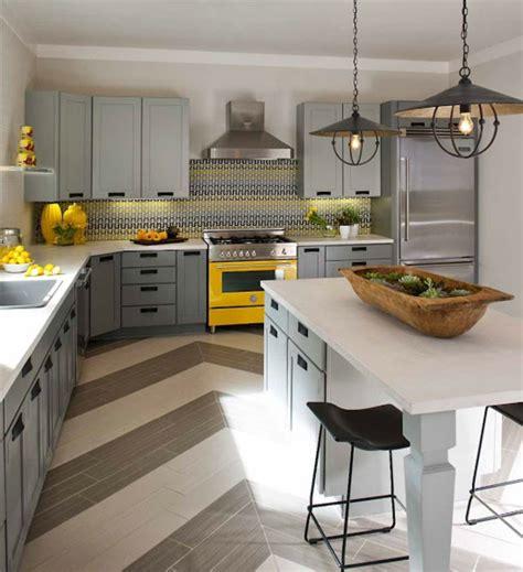 cuisine sol gris cuisine sol gris meilleures images d 39 inspiration pour