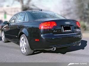 Audi B7 Tuning : awe b7 a4 exhaust 20t awe tuning exhaust system b7 audi ~ Kayakingforconservation.com Haus und Dekorationen