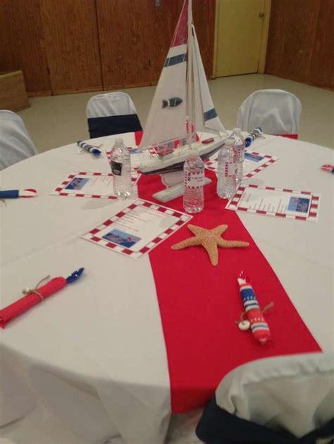 Ideas Nautical Theme by Sailor Nautical Baby Shower Ideas Boys Nautical
