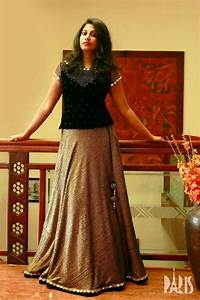 Long Skirt And Blouse Designs Kerala Style - Best Blouse Design 2018