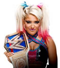 Alexa Bliss WWE Champion