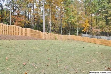 fenced in backyard large back yard patio porch outdoor space pinterest