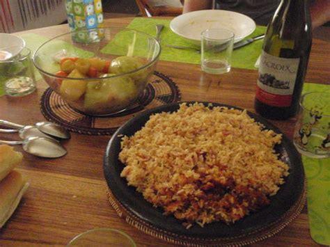 recette de cuisine beninoise riz au gras