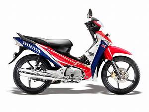 Model Honda New Supra X 125 Cw Pgm
