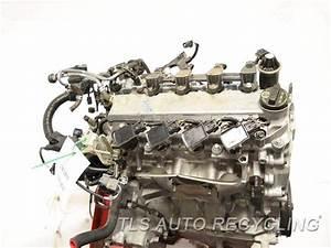 2010 Honda Insight Engine Assembly