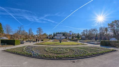 Park Cafe Botanischer Garten München by Botanischer Garten Familie Sterr