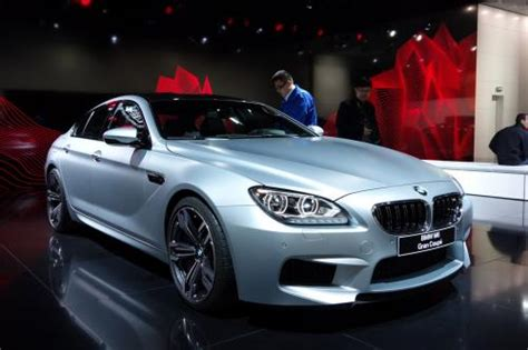 Gambar Mobil Bmw M6 Gran Coupe by Bmw M6 Gran Coupe Shanghai 2013 Hd Pictures