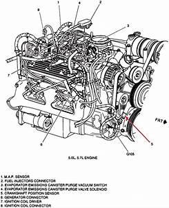96 Vortec Engine Sensor Diagram