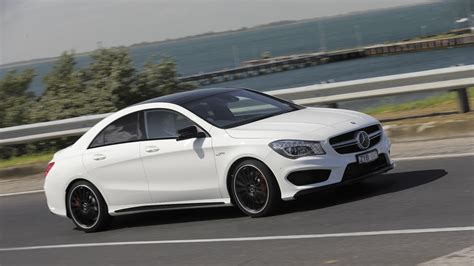 Mercedes Photo by Mercedes Cla45 Amg Review Photos Caradvice