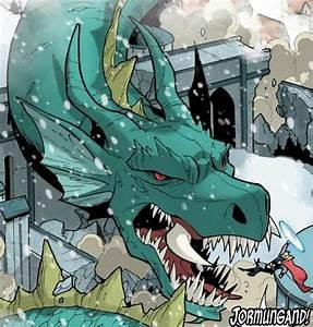 Midgard Serpent (Character) - Comic Vine