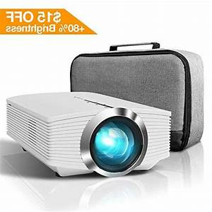 Elephas Mini Projector  Home Theater Led Video 1080p