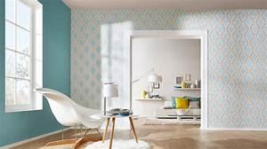 Papier Peint Tendance : papier peint tendance 50 id es pour une maison moderne ~ Premium-room.com Idées de Décoration