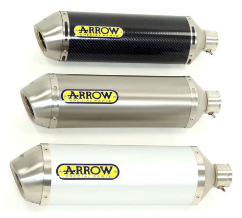 Arrow Pipes Exhaust - Ronniebrownlifesystems