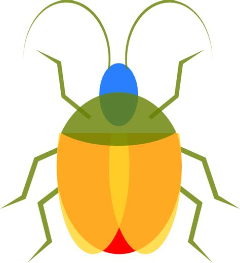 Insect Clipart Insect Bug Clip At Clker Vector Clip