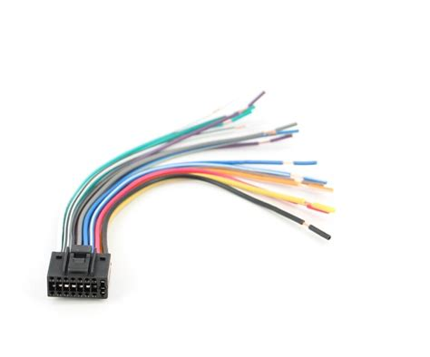 xtenzi wire harness radio for kenwood kdc 152 kdc152 kdc mp242 kdcmp242 cd dvd ebay