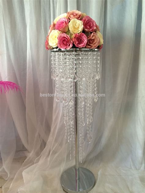 Wedding Table Crystal Chandelier Centrepiece Buy Table