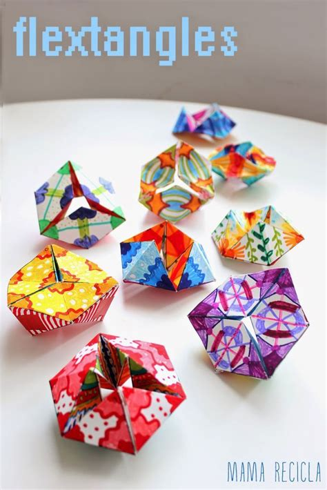 Origami Art Projects ; Origami Art in 2020 | Origami art, Paper crafts for kids, Crafts