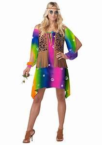Retro Hippie Chick Costume - Halloween Costume Ideas 2018