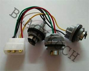 Tail Light Taillight Wiring Harness Cable For Mitsubishi