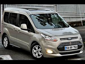 Ford Connect 2016  U0130nceleme