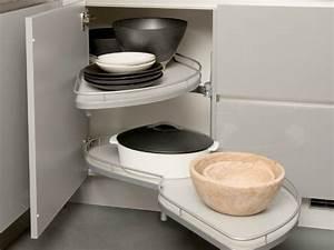 Rangement Placard Cuisine : cuisine les placards et tiroirs ~ Teatrodelosmanantiales.com Idées de Décoration