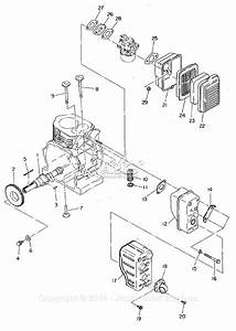 Robin  Subaru Ey150b Parts Diagram For Intake  Exhaust