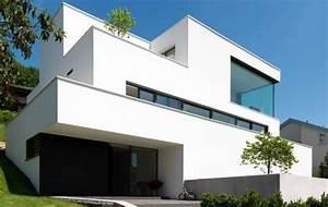 Schöner Wohnen Haus Des Jahres : haus des jahres 2012 3 platz wei e villa im bauhaus stil sch ner wohnen sch ne dinge ~ Yasmunasinghe.com Haus und Dekorationen
