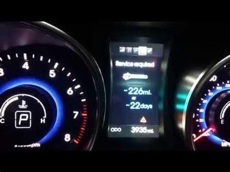hyundai sonata dashboard warning lights