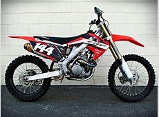 2011 Honda CRF250R For Sale • J&M Motorsports