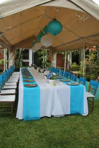 ideas about outdoor graduation parties plus how to