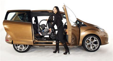 Ford B-max Uses Pillarless Design » Autoguide.com News