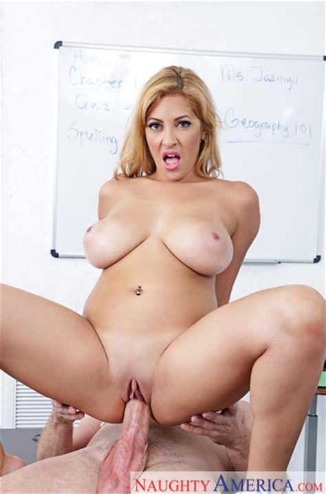 Jazmyn And Kyle Mason In My First Sex Teacher Naughty