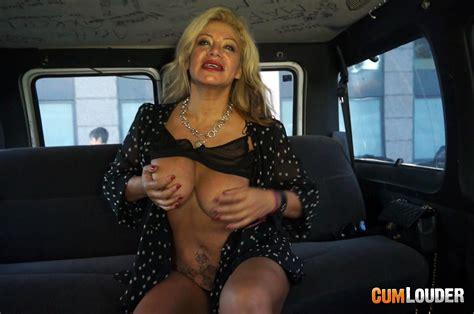 Alexa Blun - 45 y/o MILF burning down the van 65435