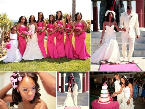 Bride Wears White Sweetheart Watters Wedding Dress